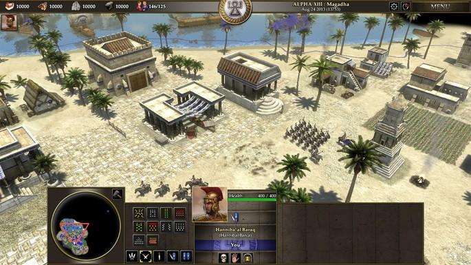 0 A.D. juego parecido a Age of Empires