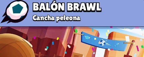 Brawl Stars modo Balón Brawl