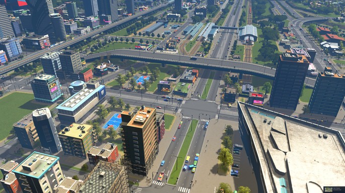 1 Cities Skylines