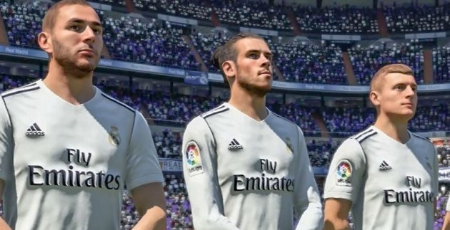 FIFA 19 Real Madrid