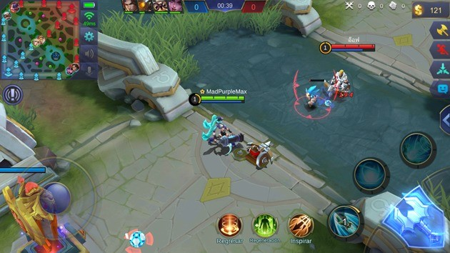Mobile Legends - Waves y hacer last hit