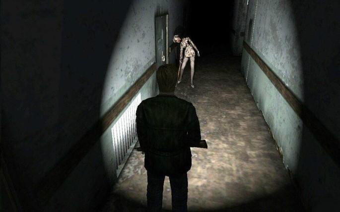 1 Silent Hill 2 - Mejores juegos de terror