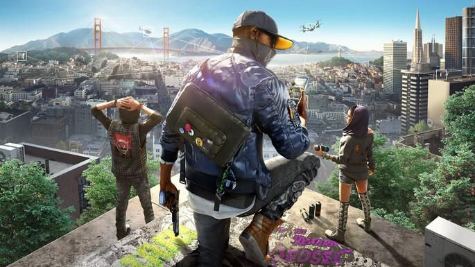 1 Watch Dogs 2 - Juegos parecidos a GTA