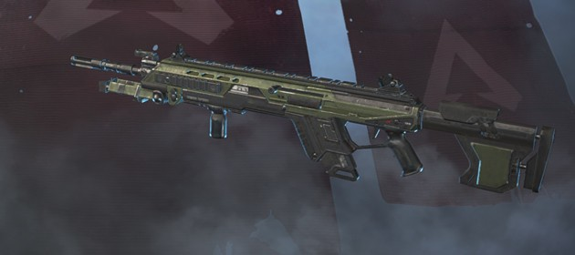 Apex Legends: DMR Longbow