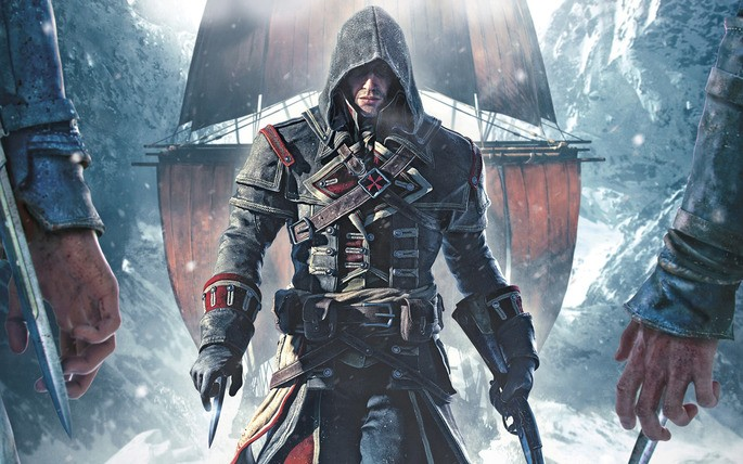 10 Assassin's Creed Rogue - Mejores Assassins Creed