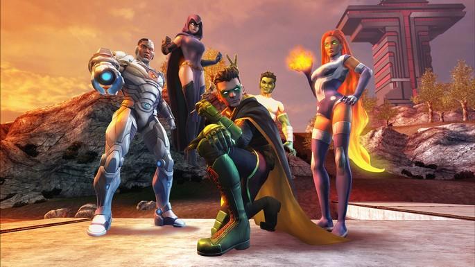10 DC Universe Online