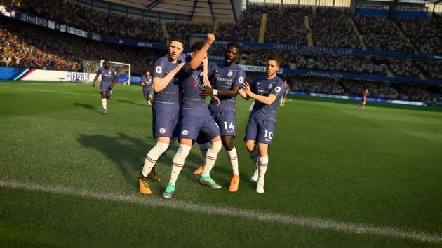 FIFA 19 Chelsea