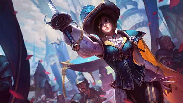 League of Legends Fiora MMR
