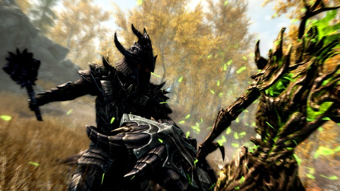 The Elder Scrolls V Skyrim - Mejores juegos RPG para PC