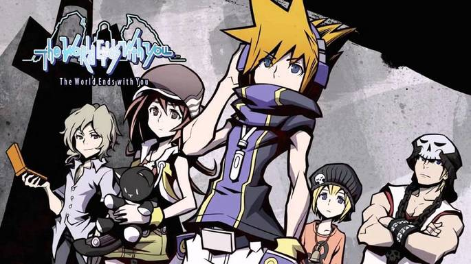 10 The World Ends With You