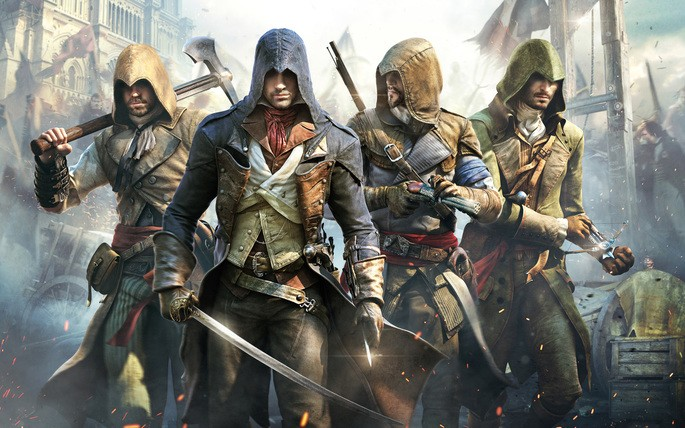 11 Assassin's Creed Unity - Mejores Assassins Creed
