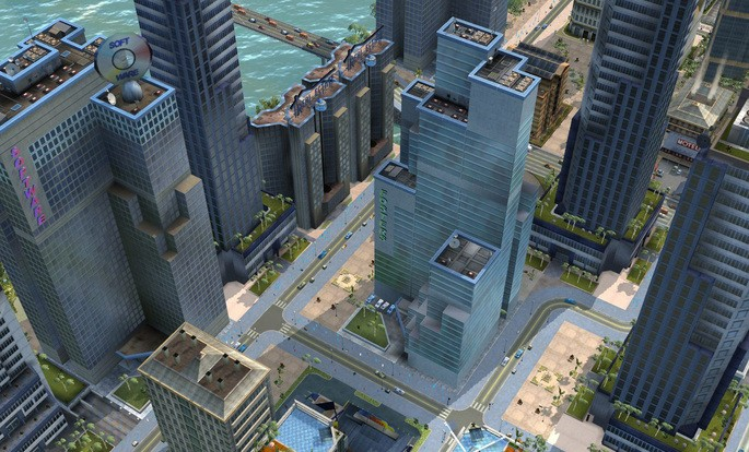 11 City Life 2008 Edition