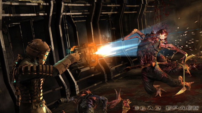 11 Dead Space - Mejores juegos de terror