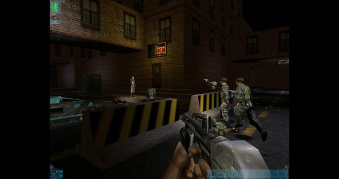 Deus Ex - Mejores juegos RPG para PC