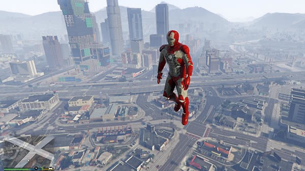 GTA V Mods: Ironman
