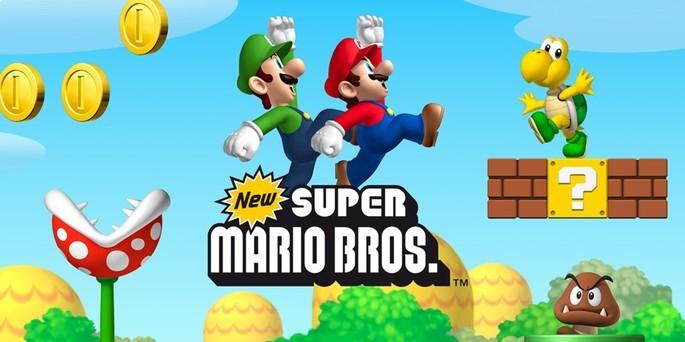 11 New Super Mario Bros