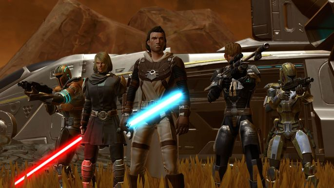 11 Star Wars The Old Republic