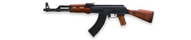 FREE FIRE AK