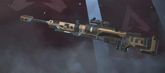 Apex Legends: Kraber Calibre .50