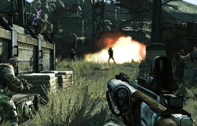Mejores juegos para PC con pocos requisitos: Borderlands