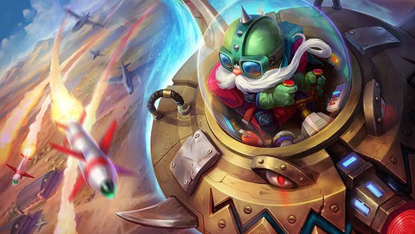 League of Legends Corki ELO