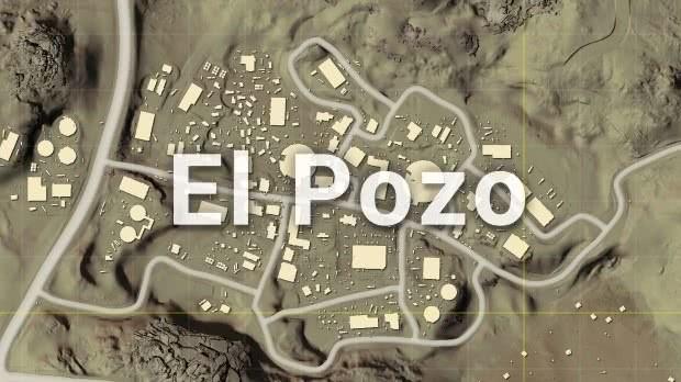 PUBG El Pozo Miramar