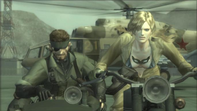 12 Metal Gear Solid 3 Snake Eater