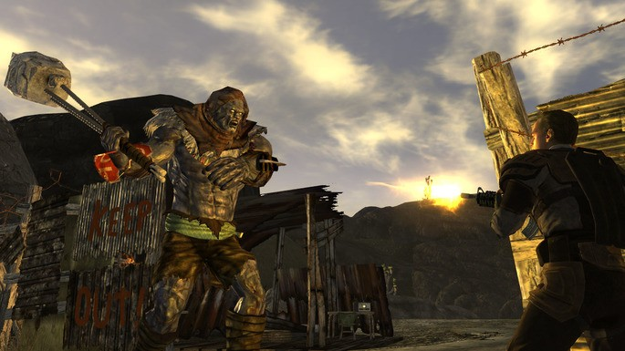 Fallout New Vegas - Mejores juegos RPG para PC