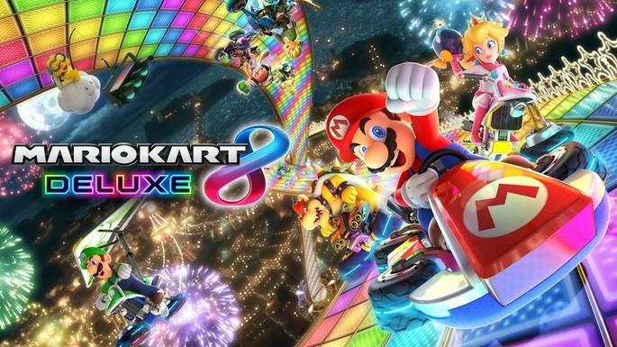 13 Mario Kart 8 Deluxe
