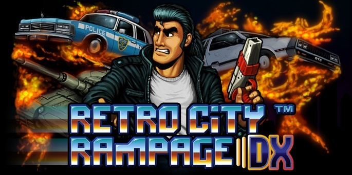 13 Retro City Rampage DX - Juegos parecidos a GTA
