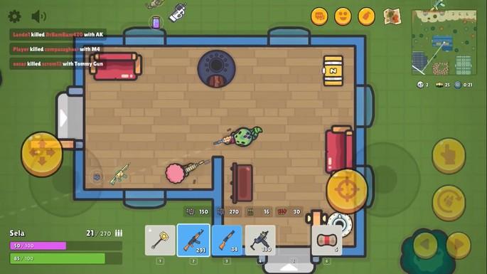 13 ZombsRoyale io - Juegos parecidos a Fortnite