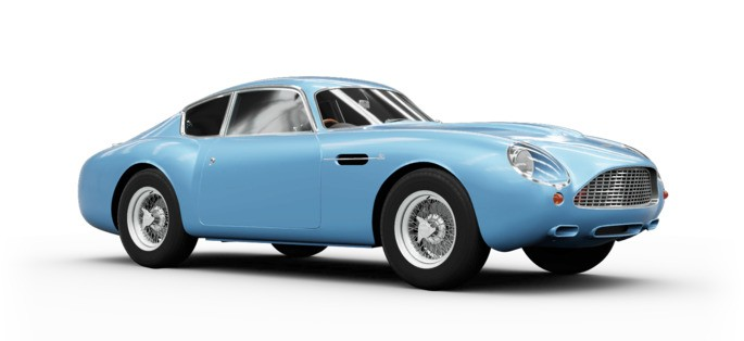 14 Aston Martin DB4 GT Zagato Forza Horizon 4