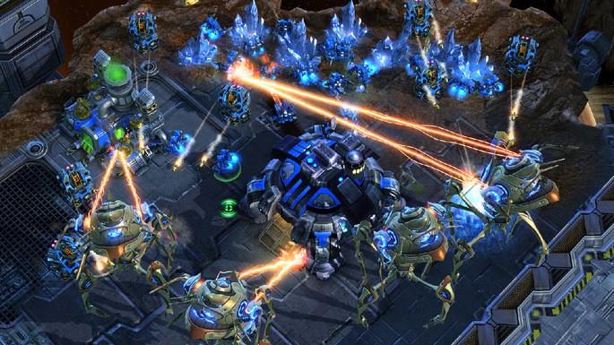 14 StarCraft 2 Wings of Liberty