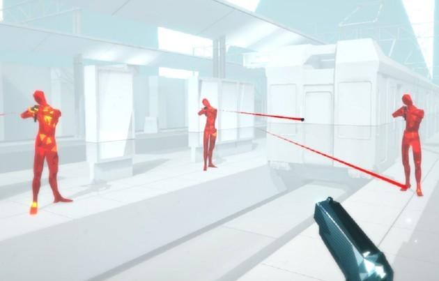 Mejores juegos para PC con pocos requisitos: Superhot