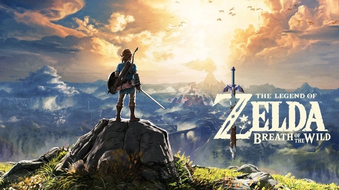 14 The Legend of Zelda Breath of the Wild