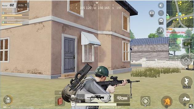 Mejores juegos para PC con pocos requisitos: Knives Out