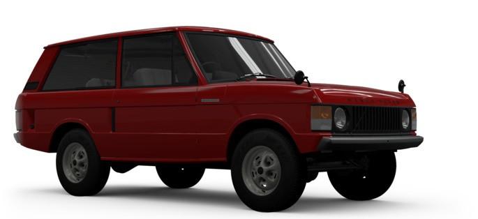 15 Land Rover Range Rover Forza Horizon 4