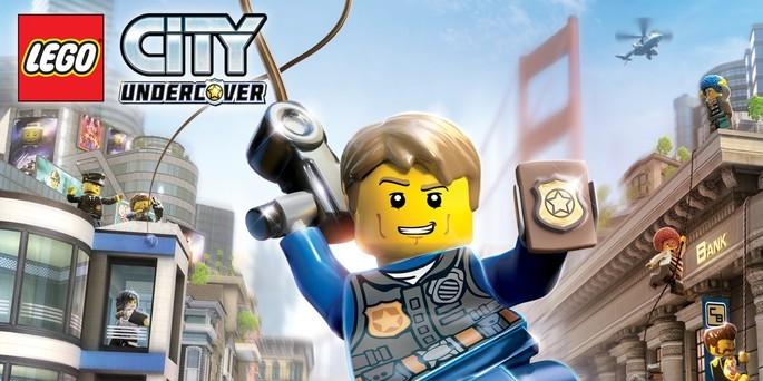 15 Lego City Undercover - Juegos parecidos a GTA