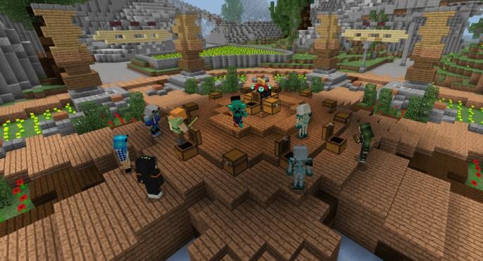 15 Minecraft Survival Games - Juegos parecidos a Fortnite
