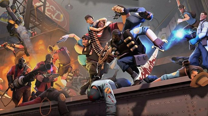15 Team Fortress 2
