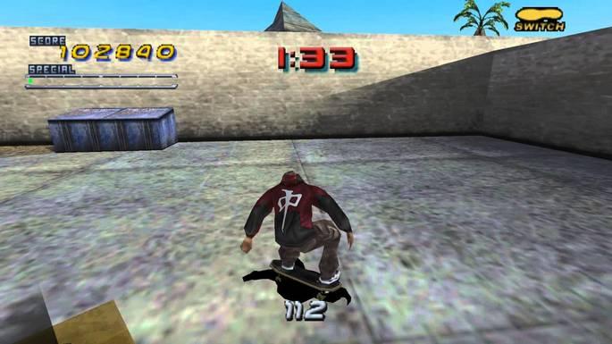 15 Tony Hawk's Pro Skater 2