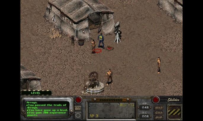 Fallout 2 - Mejores juegos RPG para PC