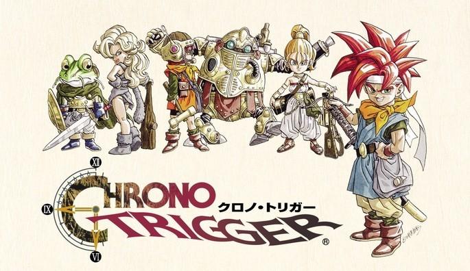 17 Chrono Trigger