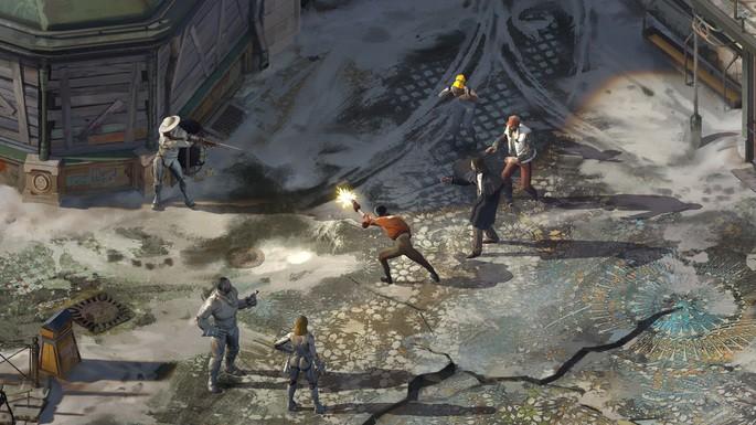 Disco Elysium - Mejores juegos RPG para PC