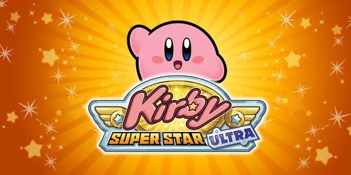 17 Kirby Super Star Ultra