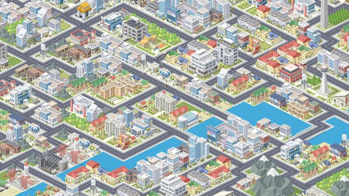 17 Pocket City