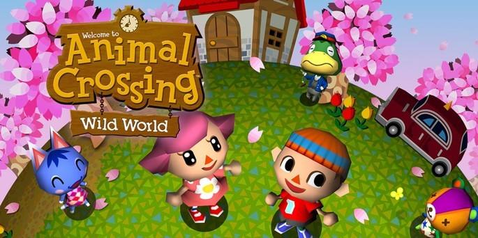 18 Animal Crossing Wild World