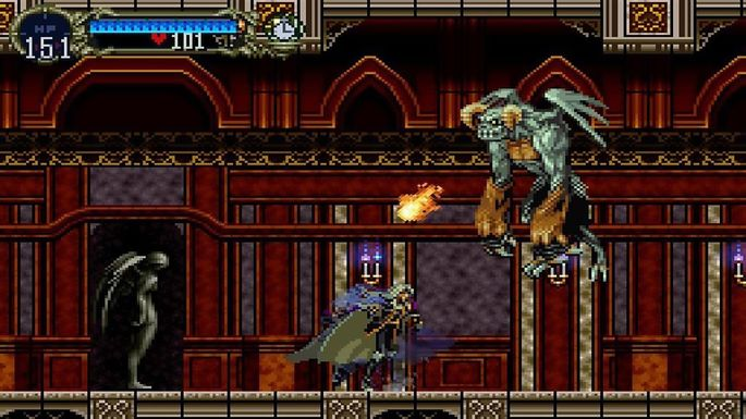 18 Castlevania Symphony of the Night