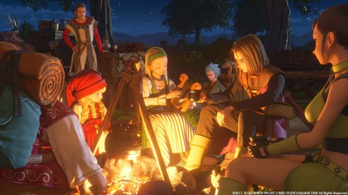 18 Dragon Quest XI Echoes of an Elusive Age