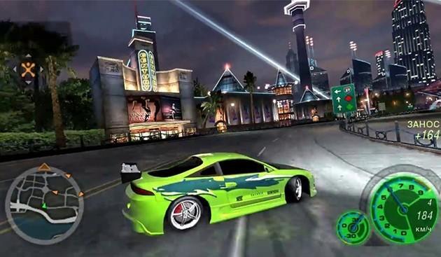 Mejores juegos para PC con pocos requisitos: Need For Speed Underground 2